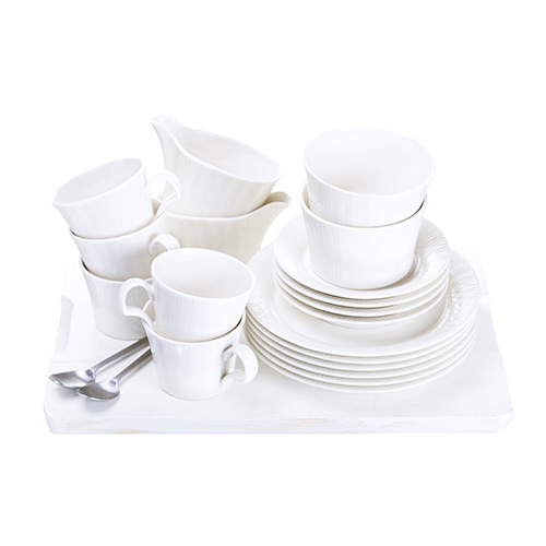 Plates, Cups & Bowls