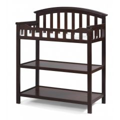 Graco Baby Changing Table Espresso