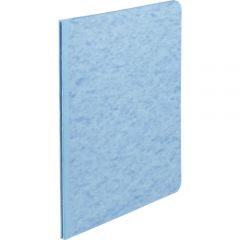 Acco Recycled Reinforced Report Cover Letter Size Blue