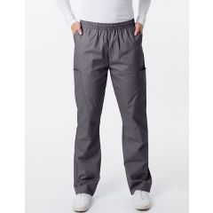 Green Town Classix Collection Unisex Scrub Pant Steel Grey