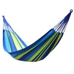 Camping Hammock with Stripe