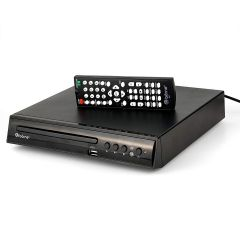 Borne Compact DVD Player with USB Input
