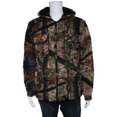 Ranch Gear Polar Fleece Hunting Jacket