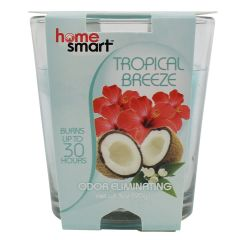 Home Smart Tropical Breeze Candle 90g (3oz)