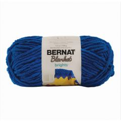 Bernat Blanket Yarn 150g Royal Blue