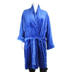 Wanted Plush Bath Robe