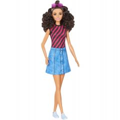 Barbie Fashionistas Doll #55 Denim and Dazzle