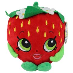 Shopkins Strawberry Kiss Plush Money Bank
