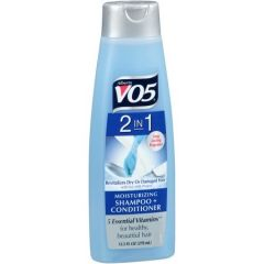 V05 2 in 1 Shampoo & Conditioner 370ml