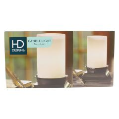 Candle Light Table Lamp 8.5 Inch