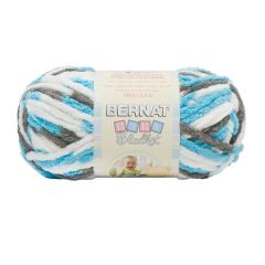 Bernat Baby Blanket Yarn 100g Sail Away