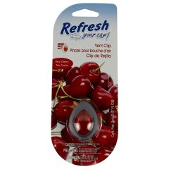 Refresh Your Car Mini Diffusers Very Cherry 2PK