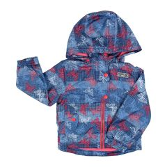 Pinzel 4 Season Jacket Blue K06