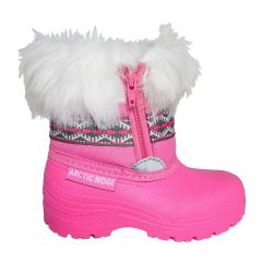 Artic Ridge Girls Mukluk Winter Boot Pink