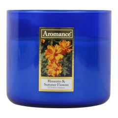 Aromance Blossoms & Summer Flowers 12oz Scented Candle