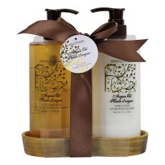 Ashley & Foster Argan Oil Bath Gift Set 360ml