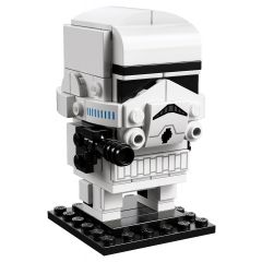 Stormtrooper Lego BrickHeadz Construction Set