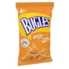 Bugles Nacho Cheese Flavour Snacks 213g