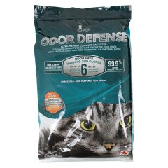 Cat Love Odor Defense Premium Clumping Cat Litter 12kg