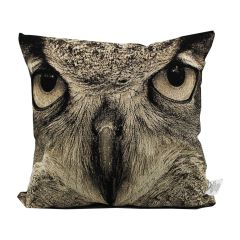 Cotton Concept Animal Cushion Owl