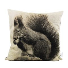 Cotton Concept Animal Cushion Squirrel