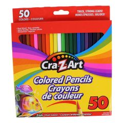 Cra-Z-Art 50 Colored Pencils