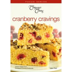 Company's Coming Cranberry Cravings Cookbook