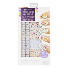 Crayola Creations Sticker Doodle Nail Art Kit