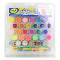 Crayola Washable 42 Colours Kids Paint