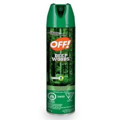 Off! Deep Woods Off Insect Repellent 230g