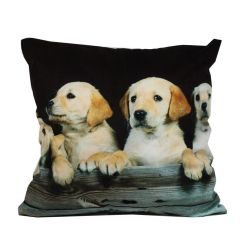 Velvet Cushion Puppies