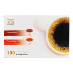 Dolche 100 Single Serve Coffee Pods - Online Only