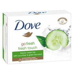 Dove Beauty Bar Cucumber and Green Tea 90g