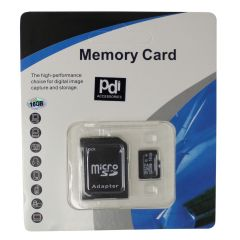 PDI Accessories 16gb Memory Card