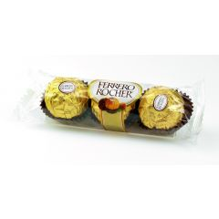 Ferrero Rocher Hazel Chocolate 3 Piece