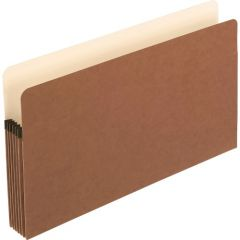 Pendaflex Redrope File Pockets Expansion Legal Manila Recycled