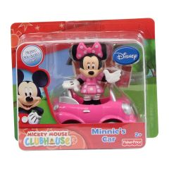 Fisher Price  Mickey Car Pack