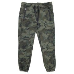 Navy Crew Co. Joggers Camouflage