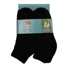 Fruit of the Loom Heavyweight Cotton Comfort Socks 4Pk Size 10-13