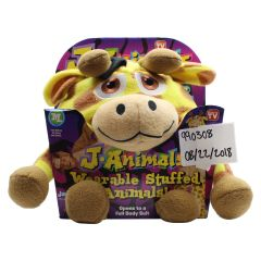 J Animal In Box Giraffe