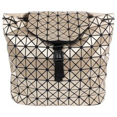 KG&B Geometric Backpack Gold