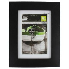 Kiera Grace Langford Photo Frame Black 5 x 7 Inch