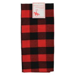 Linencorp Buffalo Plaid Kitchen Towel