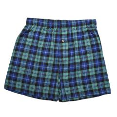 Mens Flannel Boxer