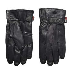 Heat Max Mens Leather Glove