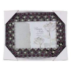 Parisian Home Jewel Collection Photo Frame 4 x 6 Inch