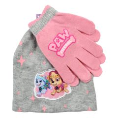 Paw Patrol Toque & Glove Set