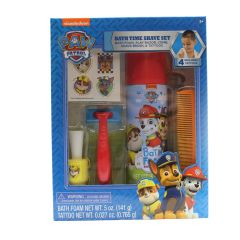 Nickelodeon PAW Patrol Bath Time Shave Set