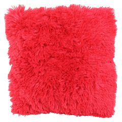 Safdie & Co Plush Fluffy Cushion 16x16in