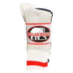 Polar Paws Womens Socks 3pk